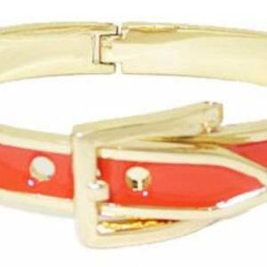 Bangle mx signature bracelets orange 3 STYLES NWT